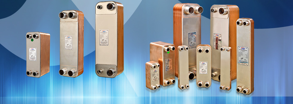 BRAZED HEAT EXCHANGERS