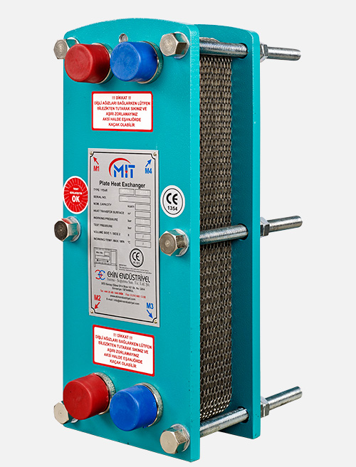 504 Model Plate Heat Exchanger