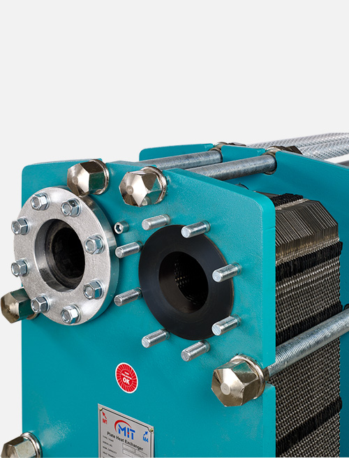 522 Model Plate Heat Exchanger